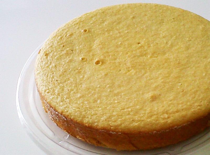 receta de pastel sencillo