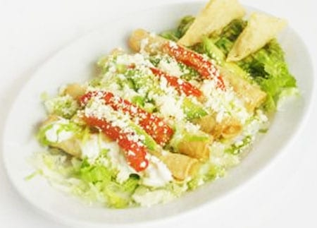 Enchiladas Mexicanas De Pollo Enchiladas mexicanas  Recetas
