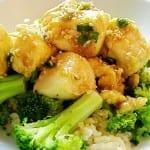 pechugas pollo brocoli