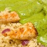 pechugas en salsa verde
