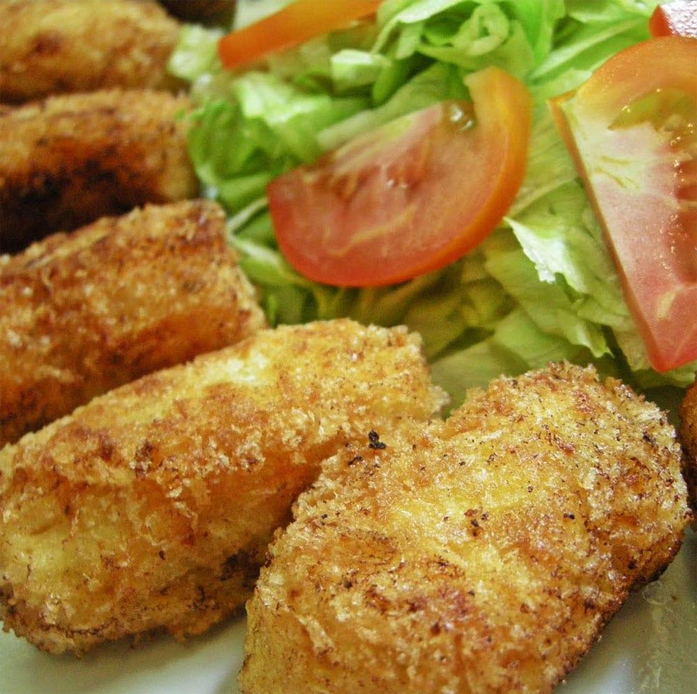 C mo preparar las croquetas de pollo recetas mexicanas - Platos de pollo faciles ...
