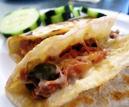 Tacos de Marlin