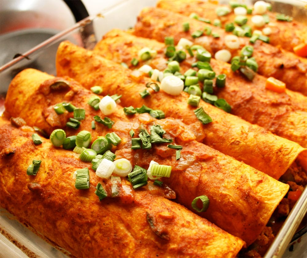 Egg Enchiladas In Pipian Recipes — Dishmaps