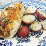 filetes de pescado rellenos