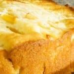 tarta de queso con nueces