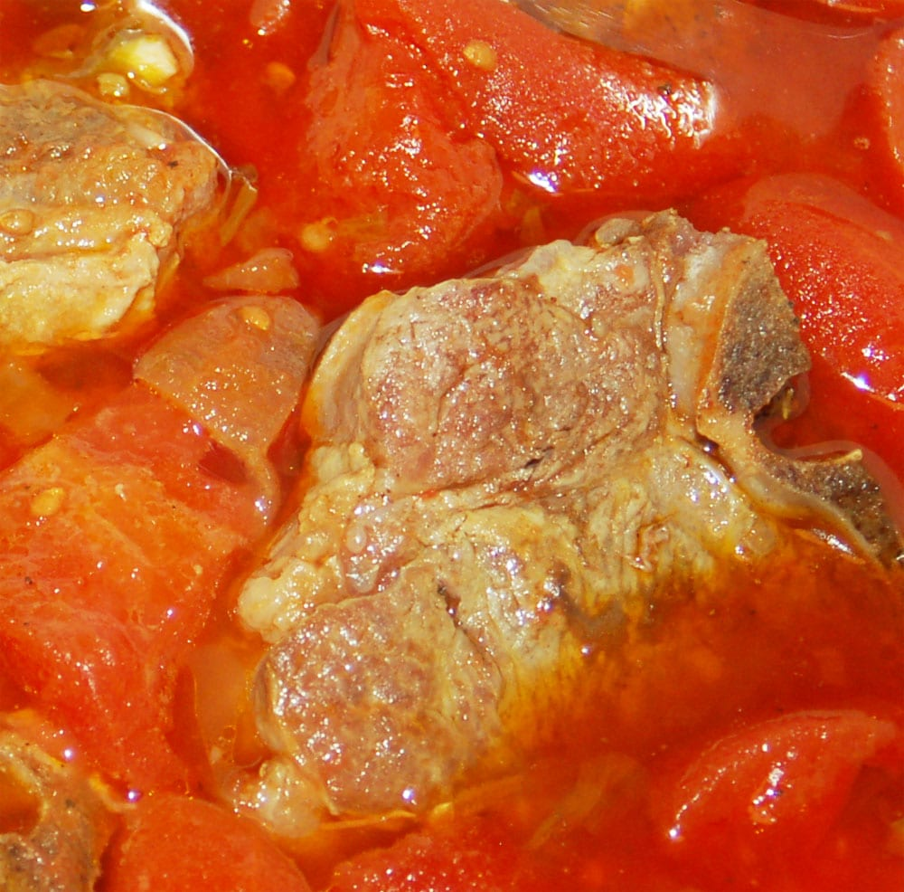 Chuletas adobadas