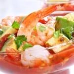 coctel de camarón estilo sinaloa