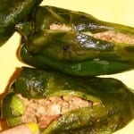 chiles poblanos rellenos de atn y papa