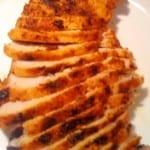 lomo en salsa de piña