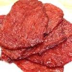 cecina en salsa
