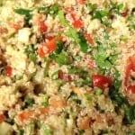 ceviche de quinoa