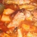 pollo entomatado