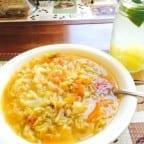 sopa de repollo