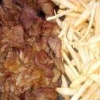 carne encebollada