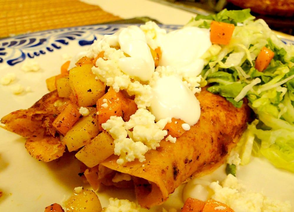 enchiladas mineras recetas mexicanas