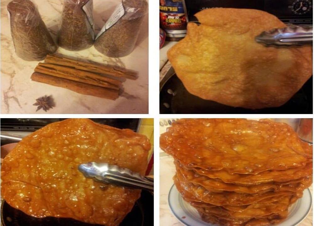 Piloncillo bunuelos bu 241 uelos con miel de piloncillo recetas mexicanas