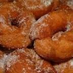 Rosquillas de requesón