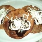 Gorditas dulces Veracruzanas