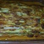pastel de calabaza y pollo