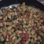receta de papas rancheras