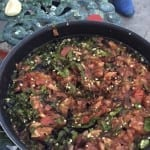 receta de salsa asada