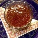 salsa de cacahuate