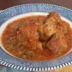 costillas con nopales en salsa