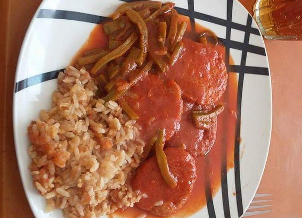 Receta de tortitas de camarón seco con nopales