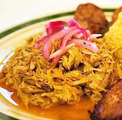 cochinita pibil - recetas mexicanas