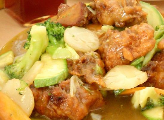 pollo cantones