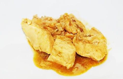 pollo en coco
