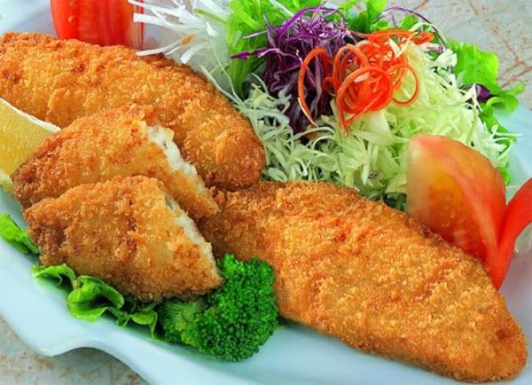 filete pescado empanizado