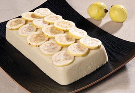 gelatina guayaba natural