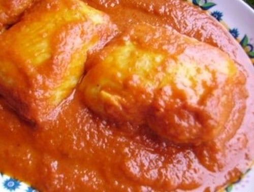 pechugas en chile chipotle