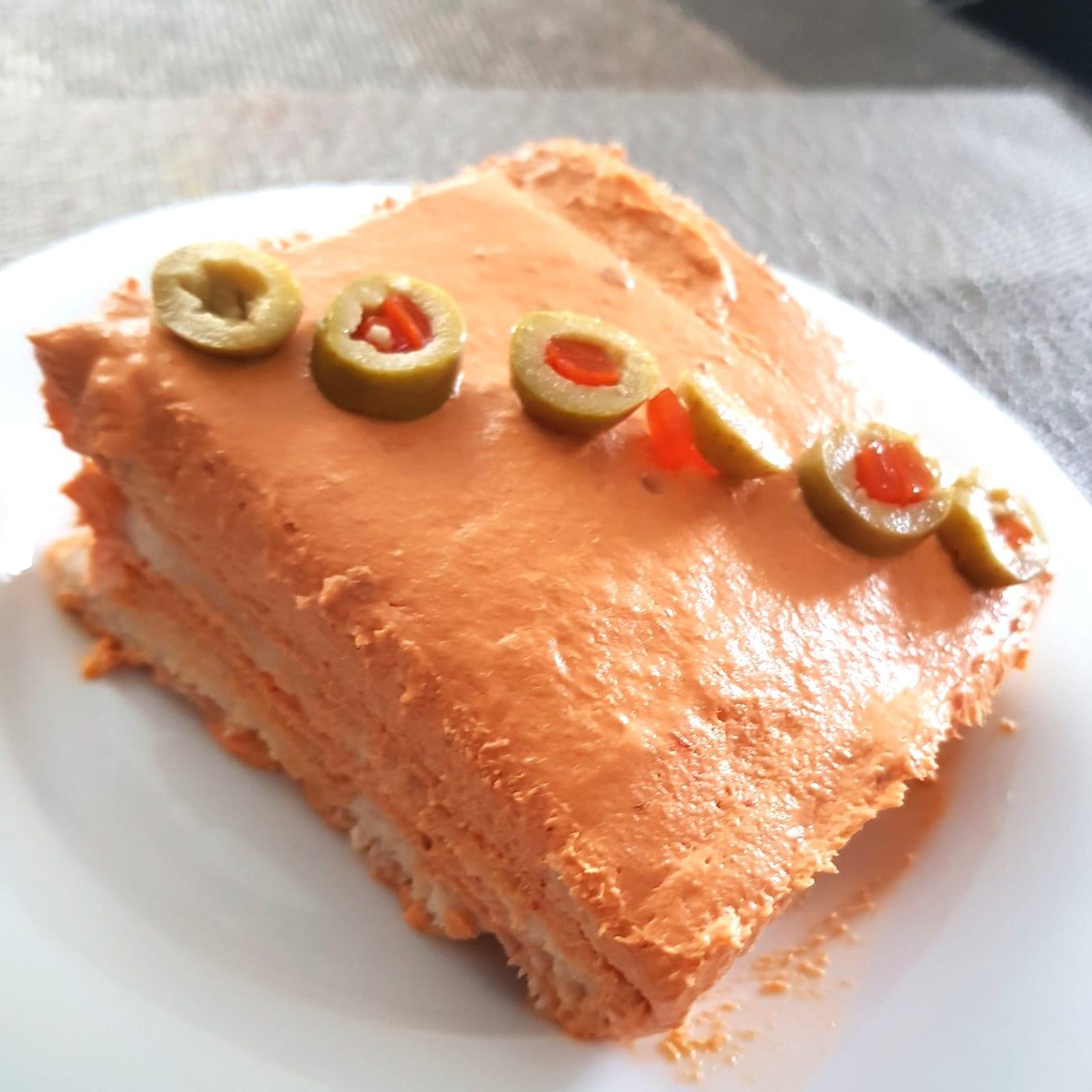 Pastel De Atún Recetas Mexicanas Comida Mexicana