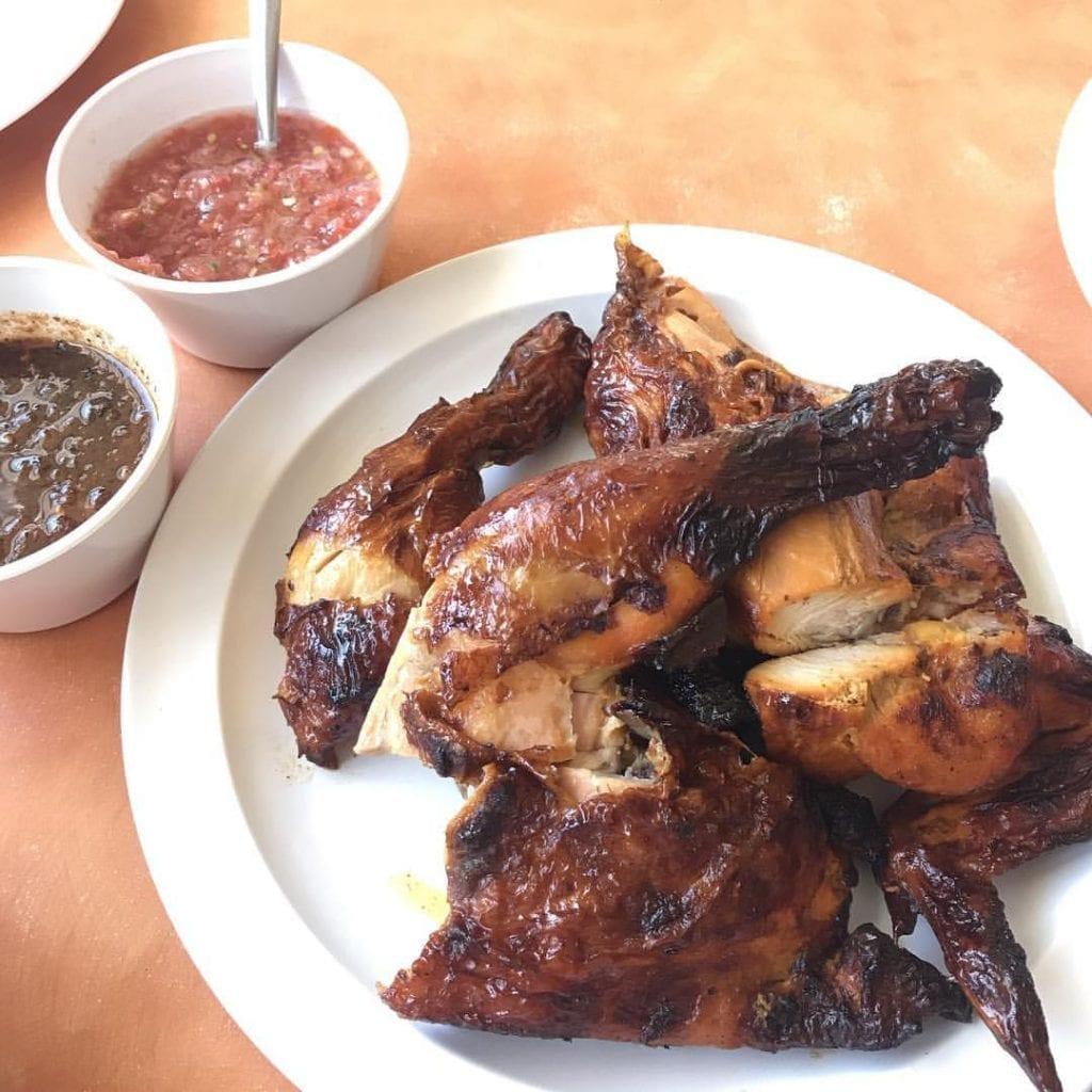 pollo asado estilo sinaloa