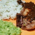chuletas al chile chipotle