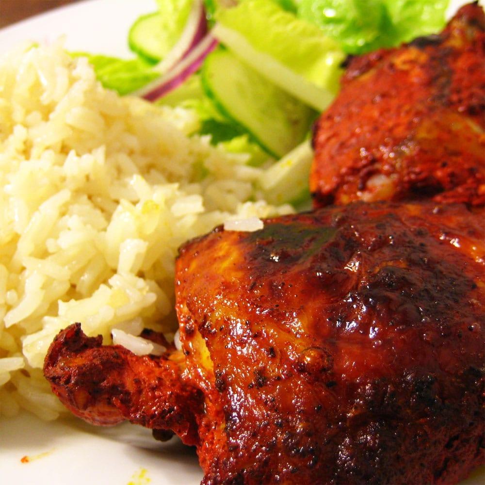 pollo con achiote