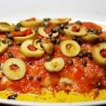 huachinango en salsa de tomate