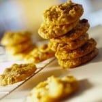 receta para hacer galletas de avena