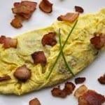 huevos con salchicha jamon y tocino