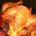 pollo horno