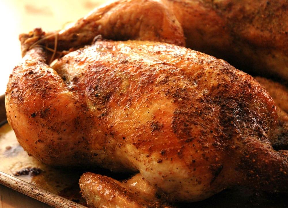 pollo a la manteca