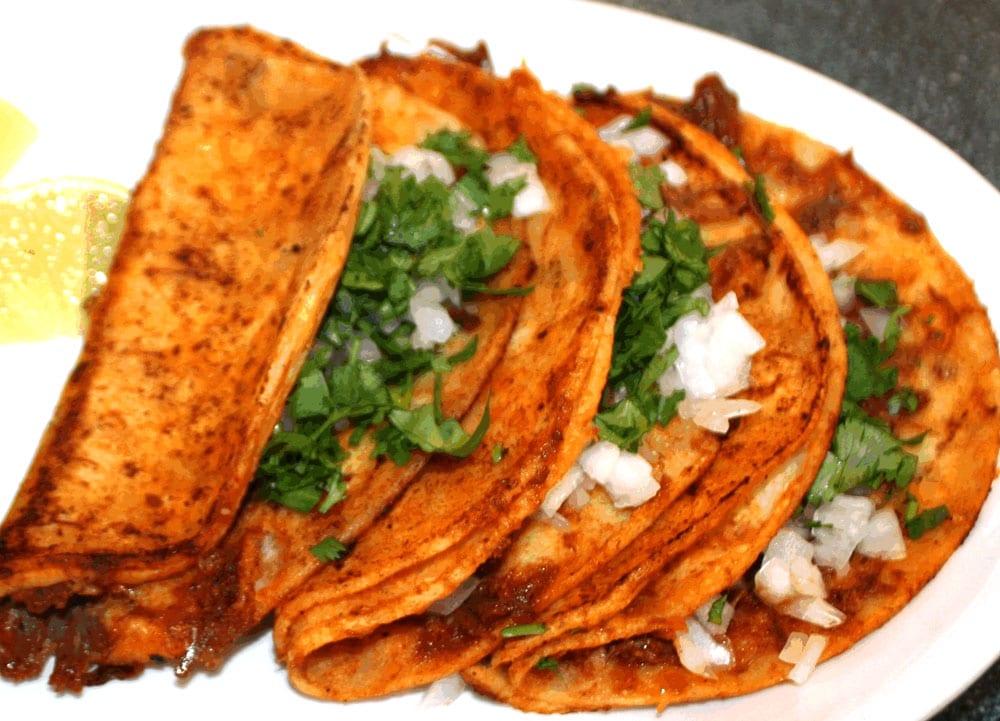 Tacos De Barbacoa Estilo Guadalajara Recetas Mexicanas
