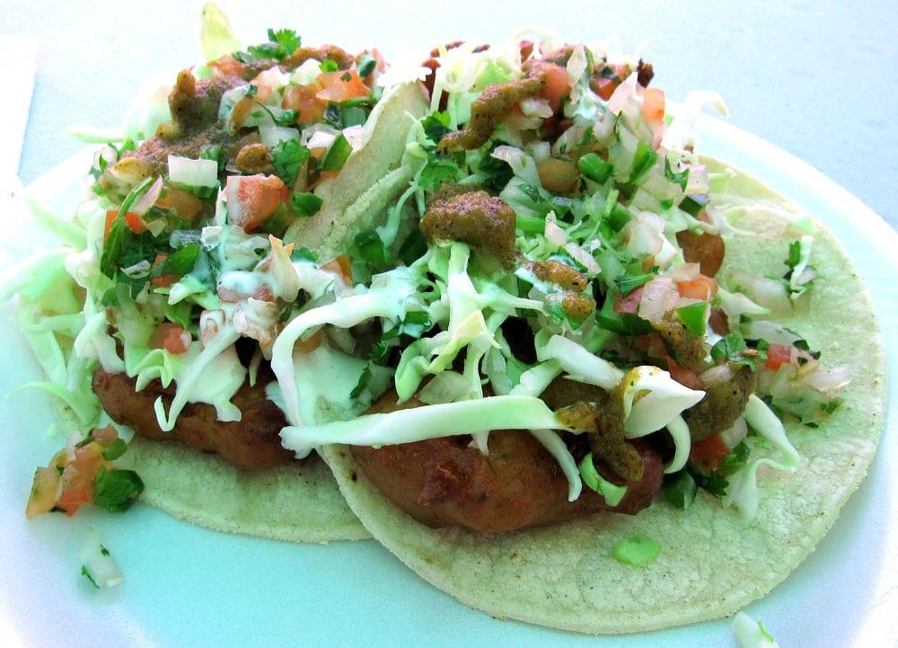 Image Result For Receta Para Tacos De Pescado Estilo Baja