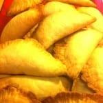 empanadas de cajeta