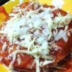 enchiladas de chihuahua