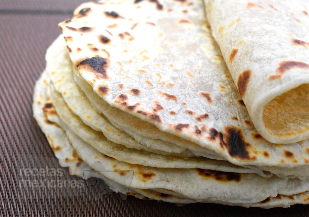 tortillas harina