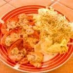 chuletas en salsa de champiñones