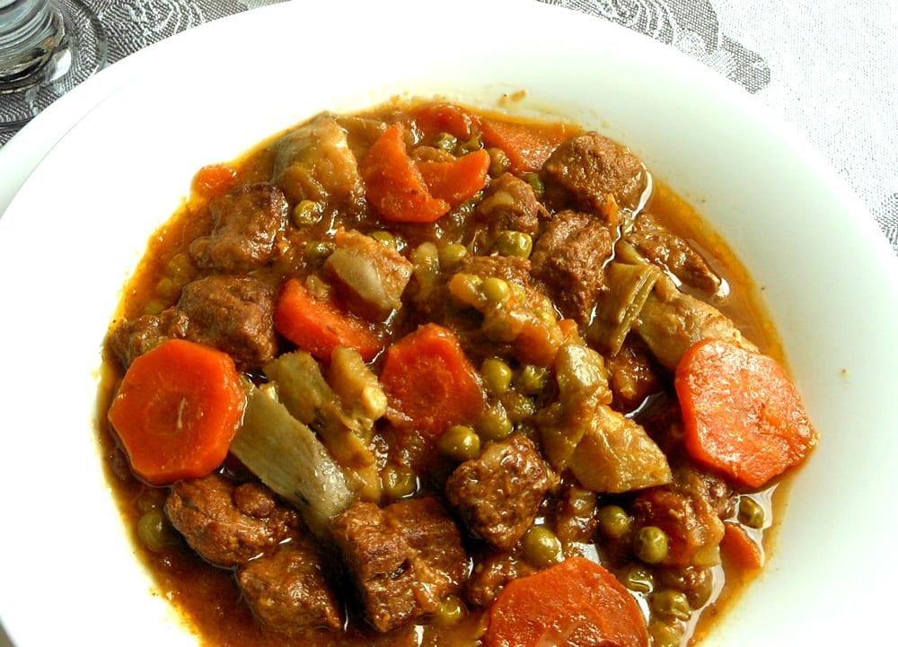 Carne de res a la jardinera recetas mexicanas for Platos faciles de cocinar